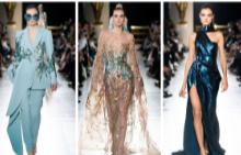 """""""Красавицата и морето"""" в колекцията на Elie Saab Haute Couture пролет-лято 2019"""