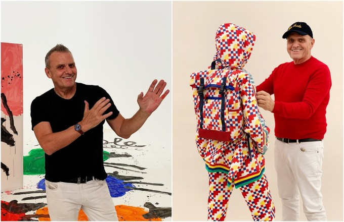 Жан-Шарл де Кастелбаджак - новият артистичен директор на Benetton