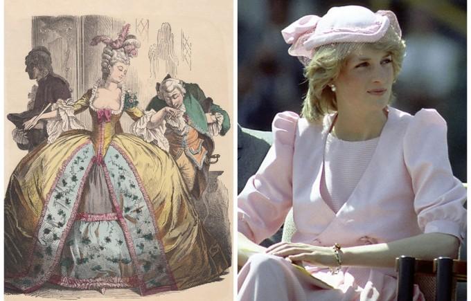 Парфюмът, който свързва Мария-Антоанета и принцеса Даяна