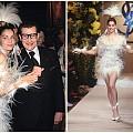Незабравимите сватбени рокли на Ив Сен Лоран