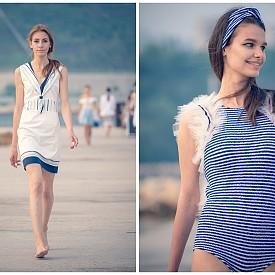 La Mer... Райе, море и мода
