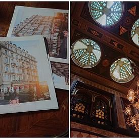 Пера Палас: Да отседнеш в дворец в сърцето на Истанбул