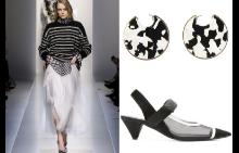 Модни стратегии в черно и бяло