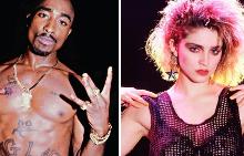 Писмото на Тупак до Мадона ще бъде изложено на търг