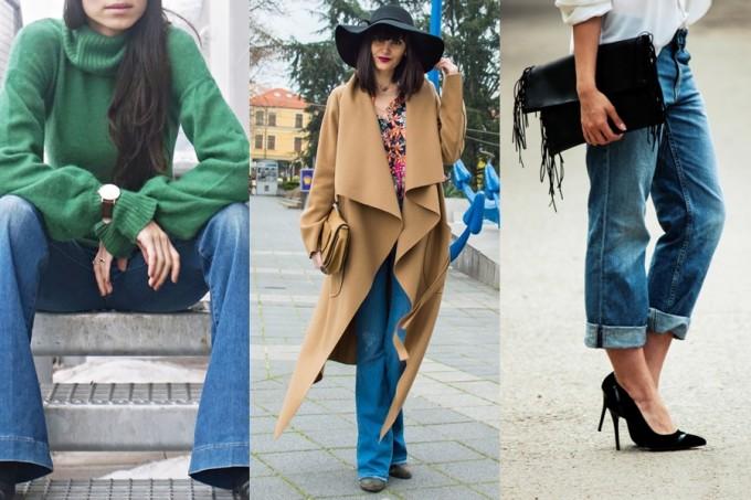 Как носят любимите си дънки българските модни блогъри?