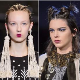 Идеи за ПАРТИ ПРИЧЕСКА от модния подиум