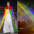 Карето на Burberry прелива в дъга, за да отстоява правата на хомосексуалистите