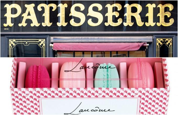 """""""Вкусната"""" грим колекция на Lancome с френски макарони"""