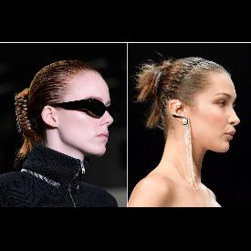 Отново на мода: два аксесоара за коса, които имахме в 7-ми клас