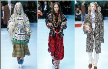 """Gucci """"отряза"""" главите на моделите, даде им змии и гущери като аксесоари (ВИДЕО)"""