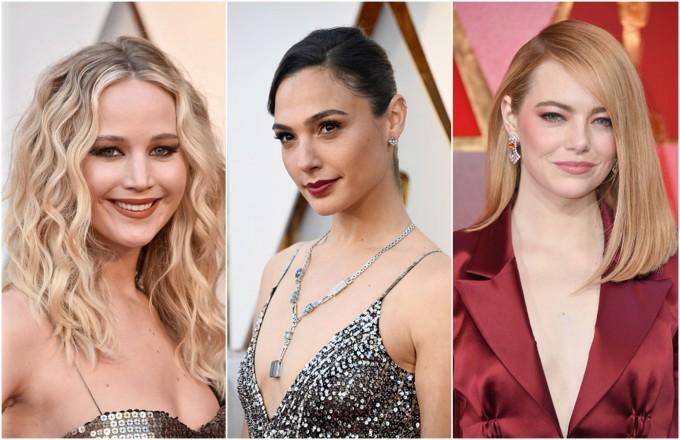 10 бюти визии от Оскарите, които да пробвате за пролетните партита