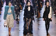 ELIE SAAB: Драматична романтика и една от най-запомнящите се колекции от седмицата на модата в Париж