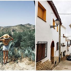 Магията на Андалусия и как почти бях  сгазена от кон