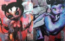 Бети Бууп и още сладки вдъхновения в изложба