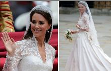 H&M пусна копие на сватбената рокля на Кейт Мидълтън