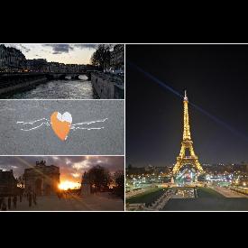 Вижте Париж през обектива на... мобилен телефон