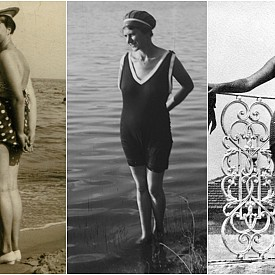 С токчета на плажа: трендът е от средата на миналия век!