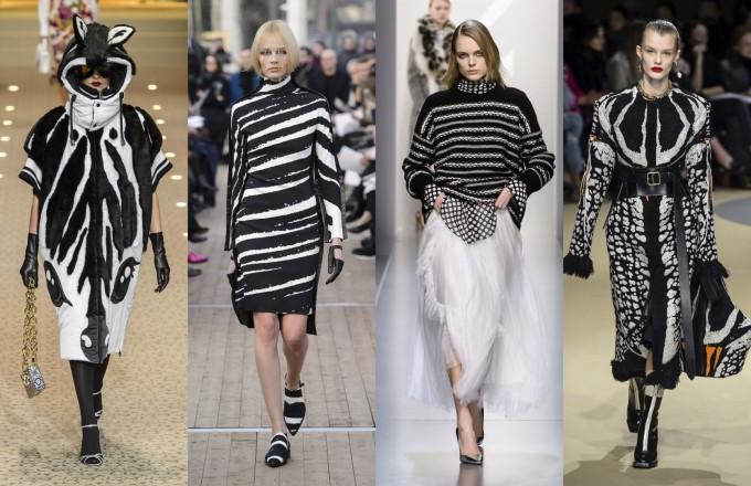 Dolce&Gabbana, Guy Laroche, Ermanno Scervino, Alexander McQueen