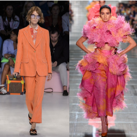 Giambattista Valli, Etro, Marc Jacobs