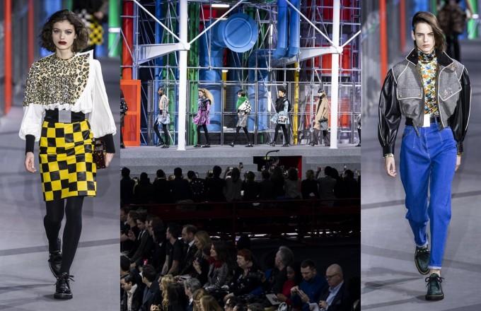 Louis Vuitton сложи точката на дефилетата за сезон есен-зима 2019-2020 г.