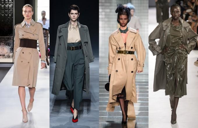 Burberry, Givenchy, Marc Jacobs, MaxMara