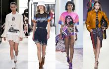 Burberry, Louis Vuitton, Chloe, Versace
