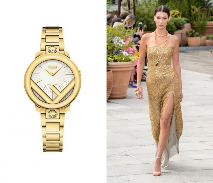 Часовник Fendi, Oscar de la Renta