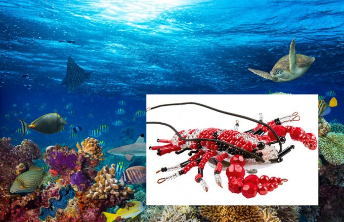 12 модни находки, вдъхновени от подводния свят