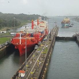 Панамския канал