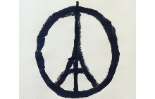 Светът скърби за Париж