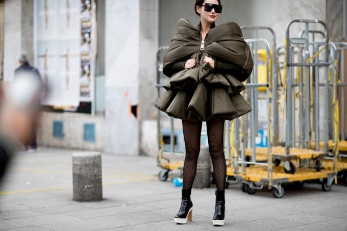 Street style: Най-доброто от Paris Haute Couture Fashion Week 2018