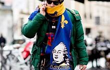 Street style: Най-доброто от улиците на Paris Men's Fashion Week 2018 - мъжки аксесоари