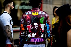 Най-добрите street style визии от Paris Fashion Week Men's Spring 2019