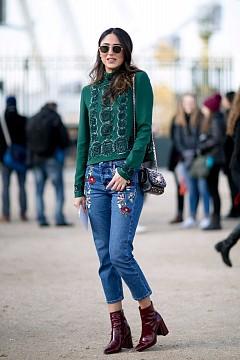 Street style от Париж / зима 2016 - част 2