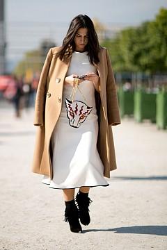 Дръзко палто за есента и зимата на 2015