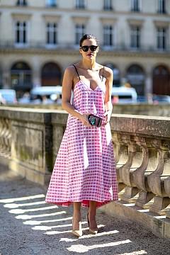 20 street style вдъхновения в розово