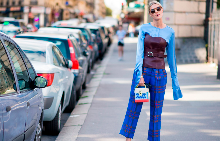 Корсет върху дрехите: как да го носите през зимата?