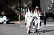 Street style вдъхновения за страхотна визия в бяло