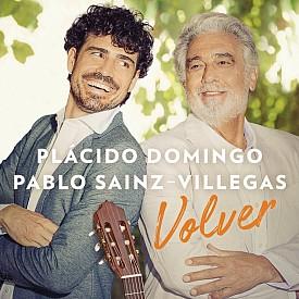 Албумът Volver е съвместен проект между световноизвестния тенор Пласидо Доминго и испанския китарист Пабло Саинц-Вийегас.