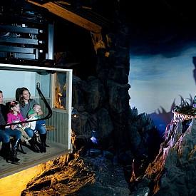 Музеят на приказките JUNIBACKEN предлага забавления за малки и големи