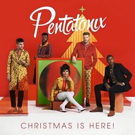 В Christmas Is Here на Pentatonix  световноизвестната акапелна група представя поредния си празничен албум, който включва нови вокални аранжименти на съвременни коледни песни.