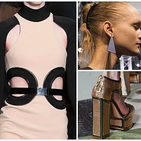 Стил 60-те от Седмицата на модата в Лондон