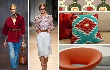 Стил от 70-те в апартамента ще ви вкара в модната игра
