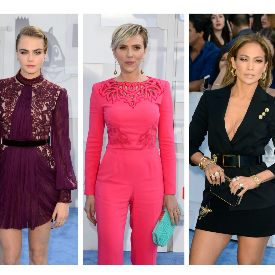 Нови звезди, нов стил на MTV Movie Awards 2015