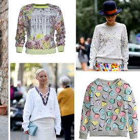 Пуловерът: комфорт за пролетта