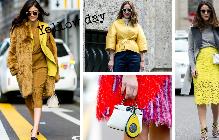 Жълти, цветни, ярки италианки