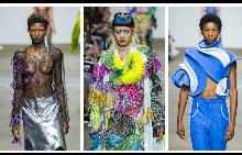 Лондон: Три различни колекции от Fashion East SS17
