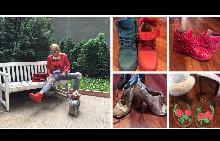 10-те любими чифта обувки на Венета Харизанова
