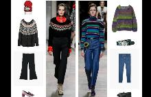 С какво да носим плетените дрехи през новия сезон?