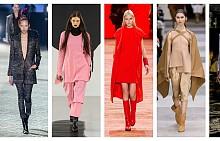 Монохром и усещане за завършеност в дрехите за зима 2016/2017